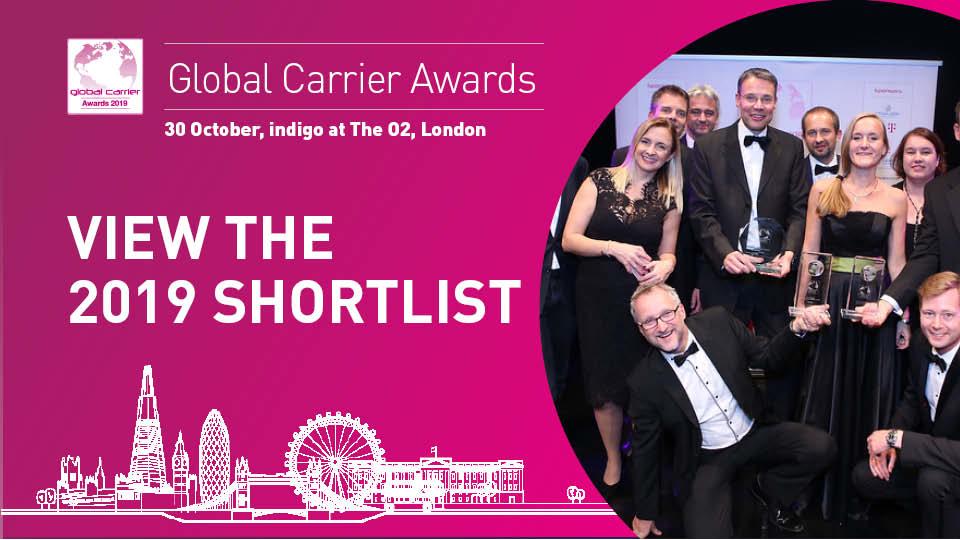 Global Carrier Award Winners
