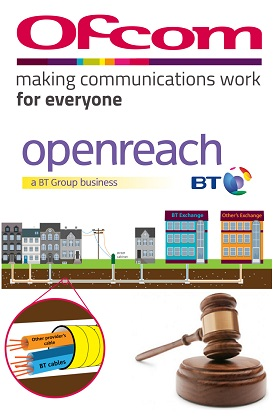 Ofcom BT Openreach 05.05.17