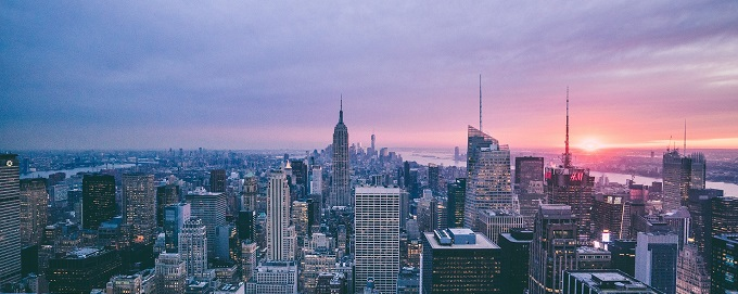 New York skyline 680 x 270