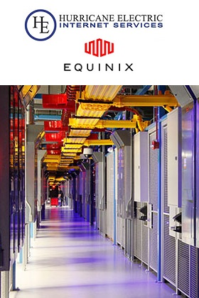 equinix data centre