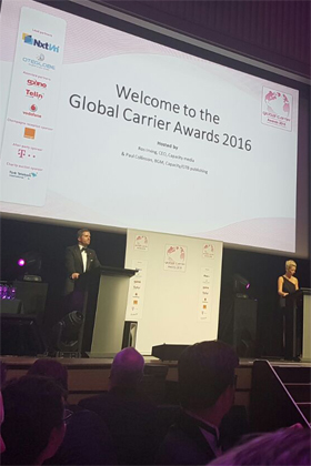 Global Carrier Awards 2016