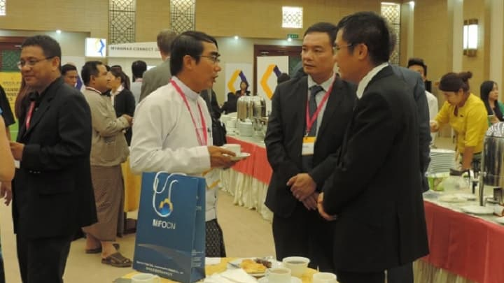 Networking at Capacity Eurasia