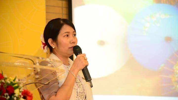 Myanmar Speaker