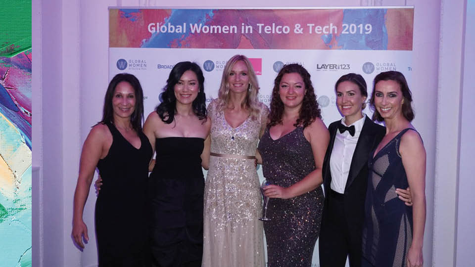 The Global Women in Telco & Tech Awards