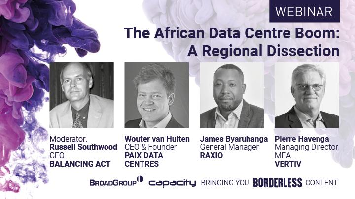Webinar: The African Data Centre Boom