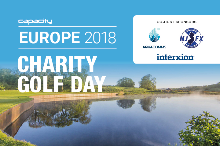 Europe charity golf