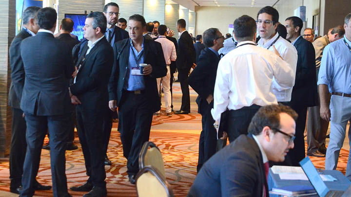 Latam speed-networking