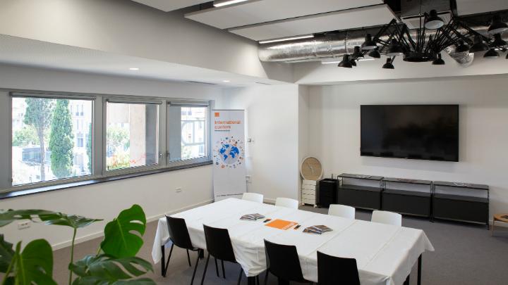 Subsea EMEA meeting room