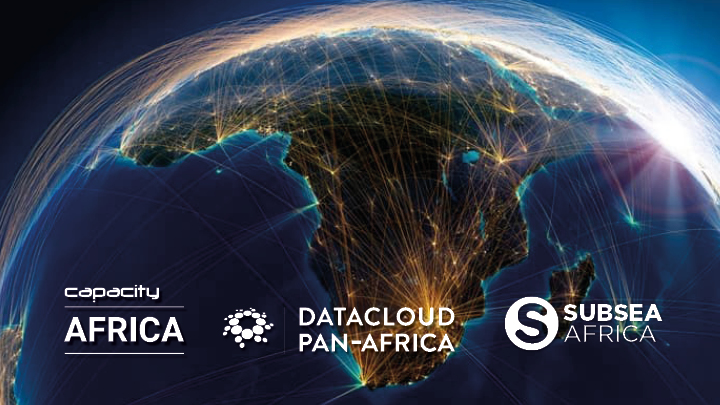 Uniting three brands at Digital Infra Africa 2020