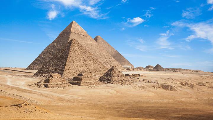 Why Egypt?